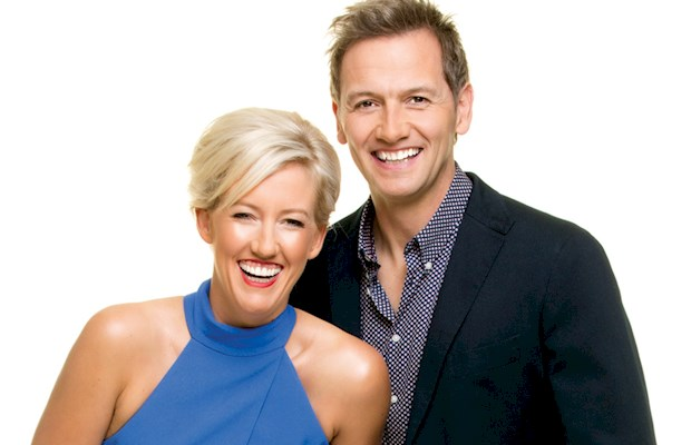 Mix 102.3 Breakfast Show at Henley Square