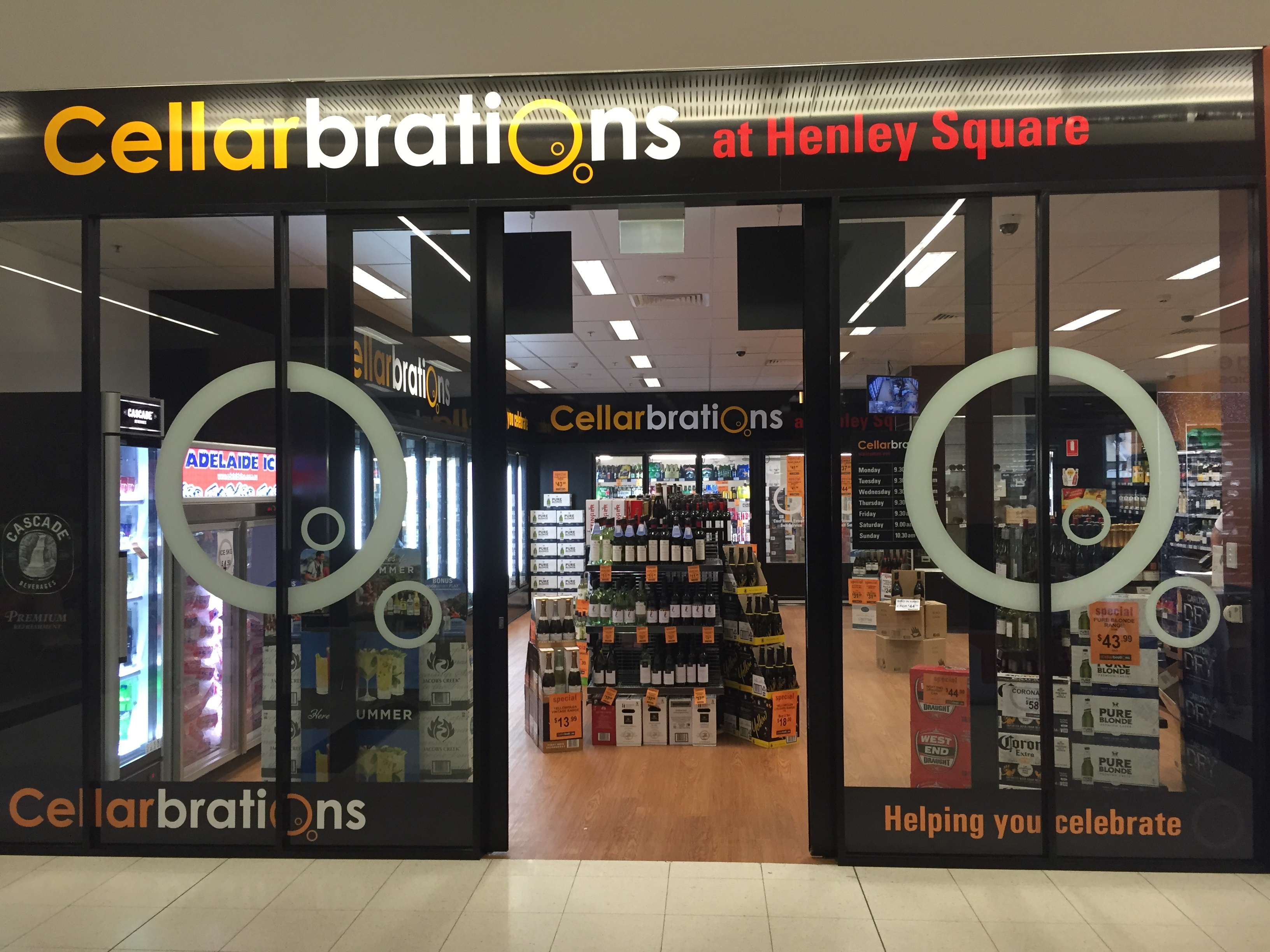 Cellarbrations Henley Square facebook images