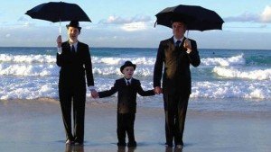 Suits in the Sea