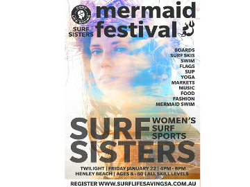 Surf Sisters Mermaid Festival