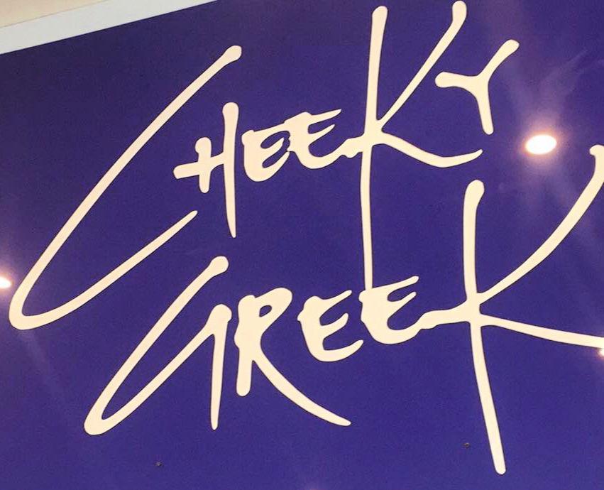 Cheeky Greek
