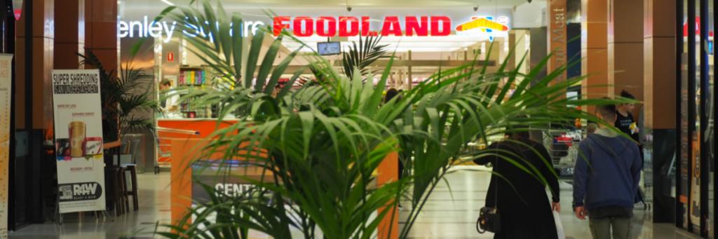 Henley Pavilion Foodland
