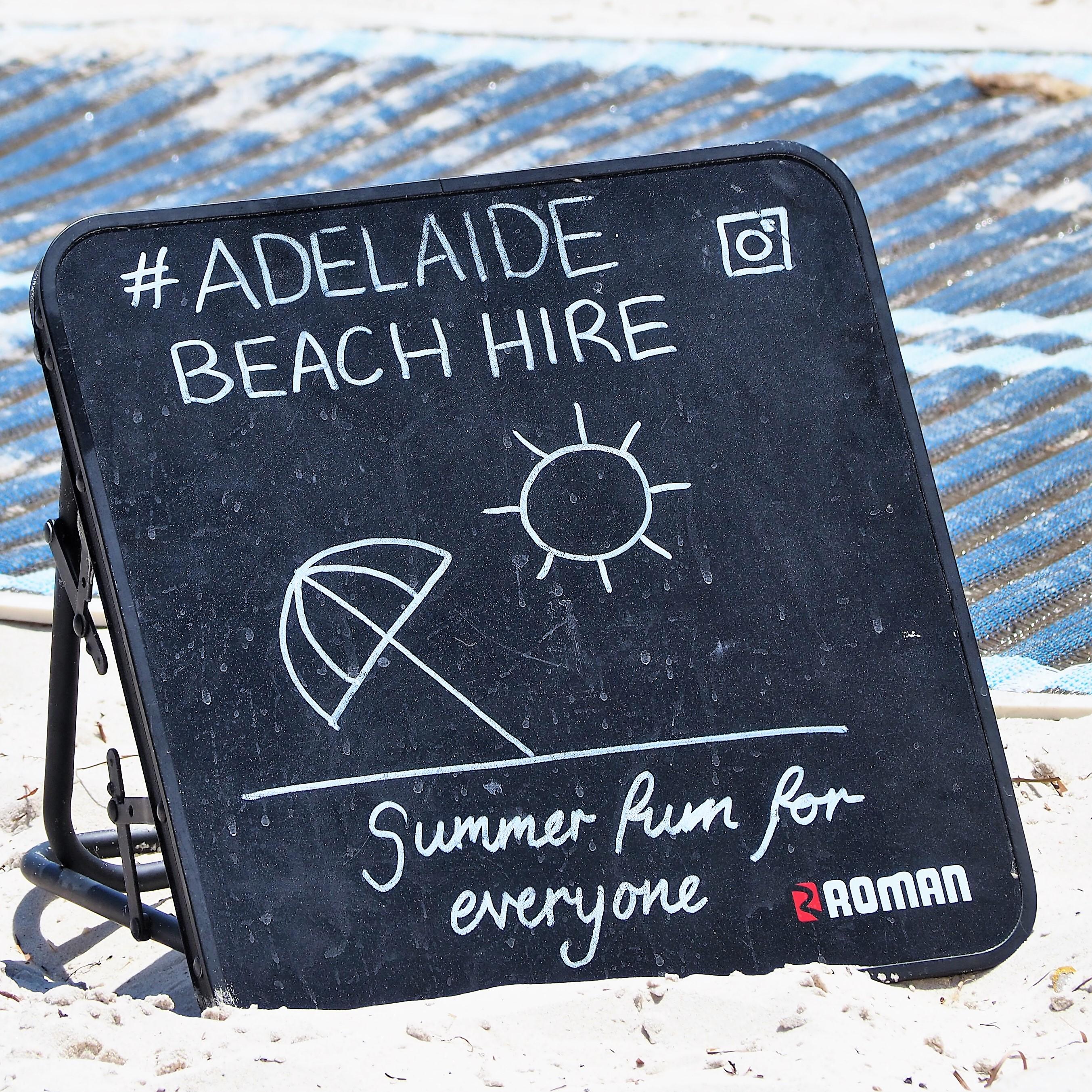 Adelaide Beach Hire
