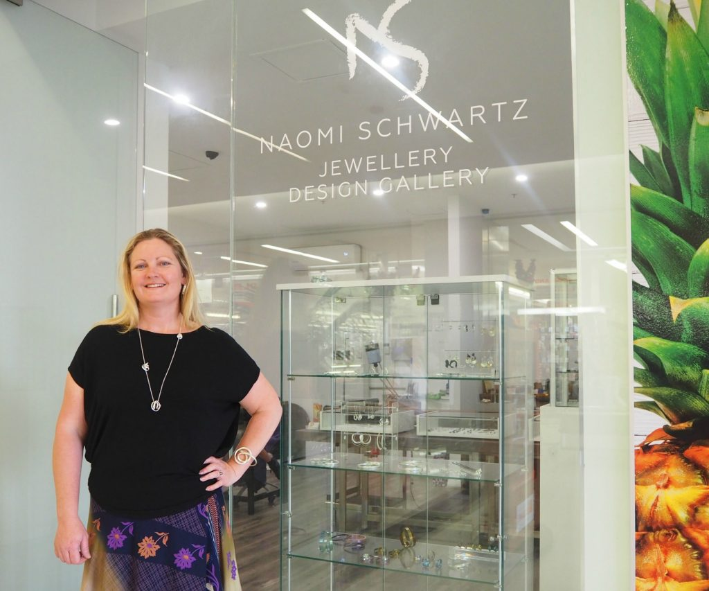 Naomi Schwartz Jewellery Design Gallery Henley Beach