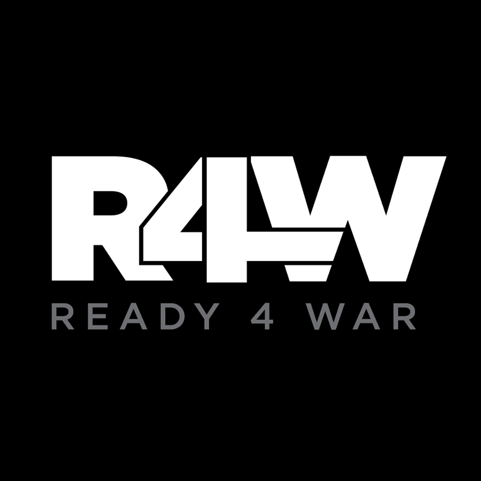 Ready 4 War logo